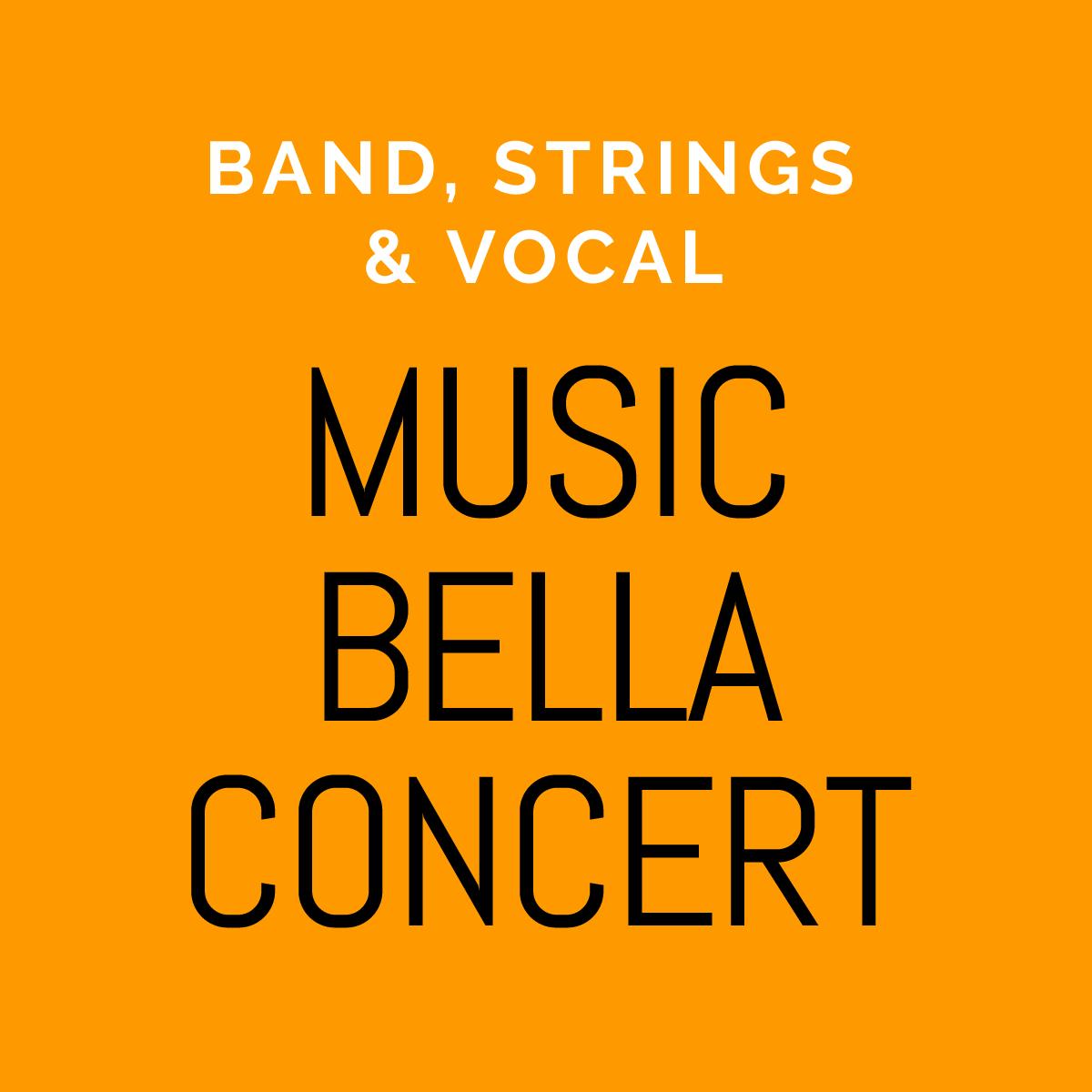 Music Bella Concert